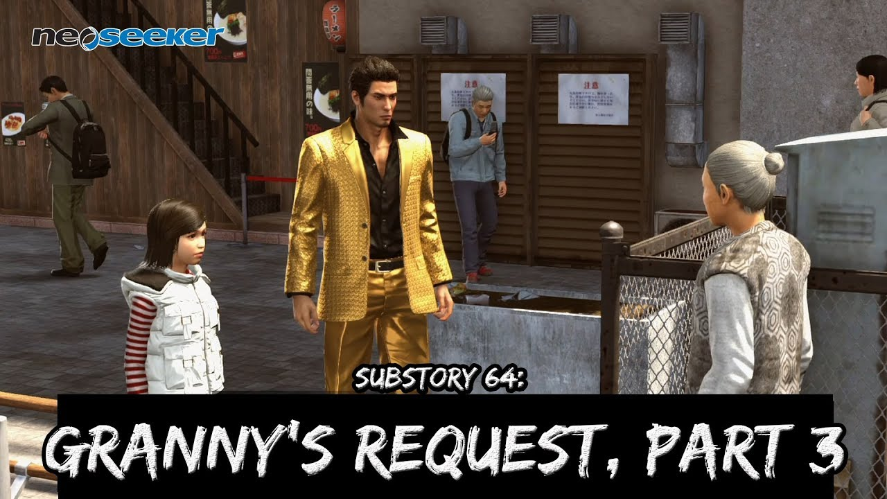 Substories 61-76 - Yakuza Kiwami 2 Walkthrough - Neoseeker