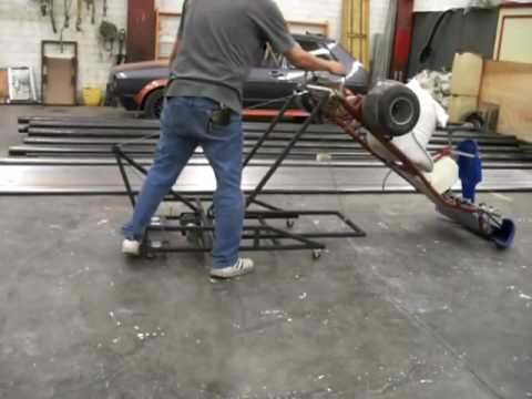 Home Modification On A New Streeter Super Lift Kart S