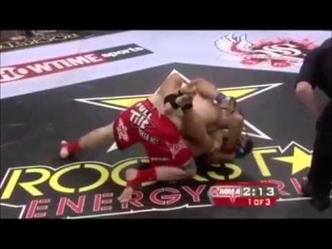 Omoplata - Shane Del Rosario vs Brandon Cash