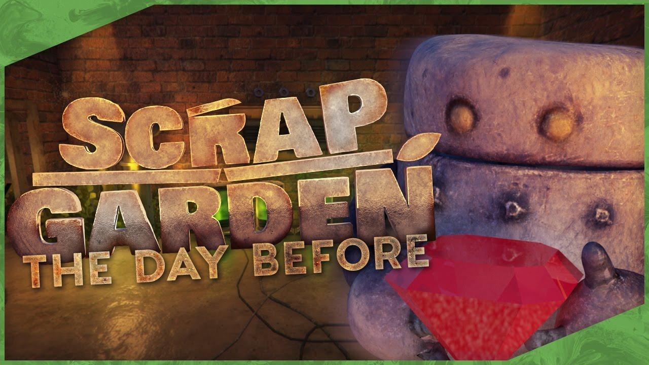 Scrap Garden: The Day Before [#1] - Łamigłówki! - YouTube
