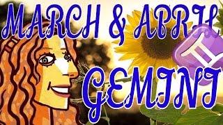 GEMINI BONUS Mid MARCH and APRIL 2017 LOVE SOULMATE TAROT VENUS RETROGRADE MARCH 4 - APRIL 15