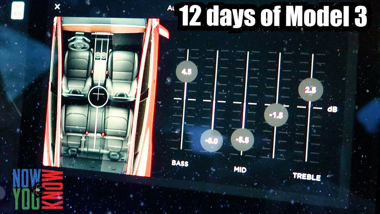 Model 3 Pumpin Sound System 12 Days Of