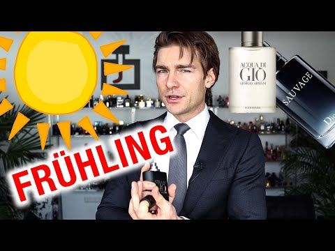 Top 10 Frühlingsdüfte Für Männer 2020