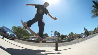 5 Skate Tricks | Trae Montgomery | BonesLoveMilk