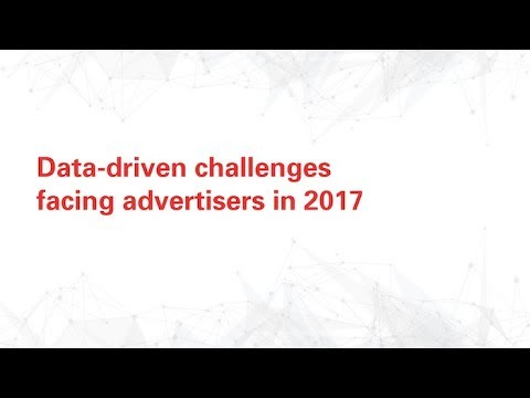 eMarketer's Geoff Ramsey discusses data-driven marketing ...