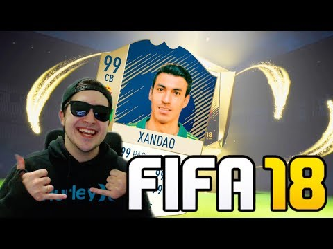 FIFA 18 PRIMEIRO PACK OPENING MONSTRO! - FIFA 18 Ultimate Team