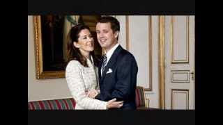 The Engagement Day of Mary and Frederik: 08. 10. 2003