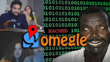 African Rebel On Omegle Webcam! Somehow Knowing More Than Their Location!