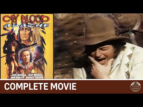 Cry Blood, Apache | (1970) Full Movie