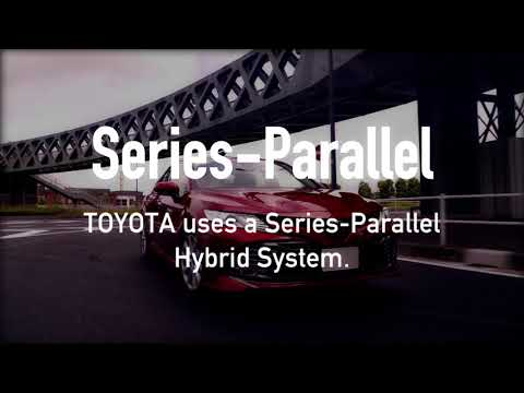 About TOYOTA Hybrid - CAMRY