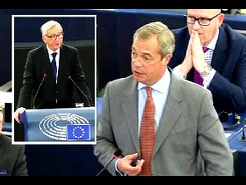 We must be mad to risk allowing Jihadists on our soil - Nigel Farage MEP