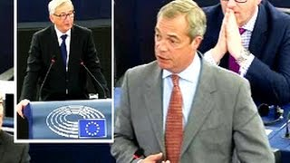 We must be mad to risk allowing Jihadists on our soil - Nigel Farage MEP thumbnail