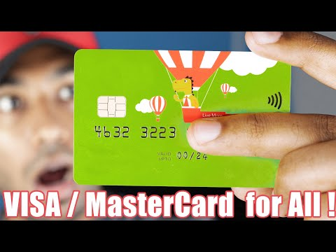 How To Get A FREE VISA / Master Card - Top 10 International Cards For All Countries #2 | Pt. 2