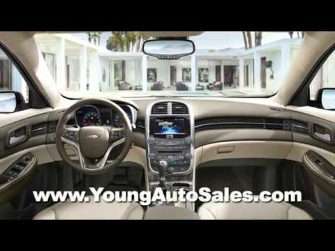 Young Chevrolet Cadillac Buick GMC - Your Chevrolet Dealer in Owosso