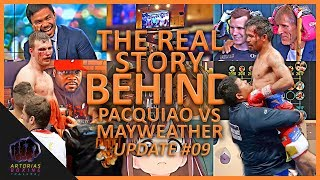 The Real Story Behind Pacquiao vs Mayweather (Update #09) Pacquiao vs Jeff Horn
