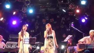 Live 2014.8.7 TAKE OFF7 (渋谷) LALALA LOVESONG (久保田利伸) Cover b...