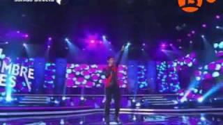 Noche de Repechaje en Mi Nombre Es: Justin Bieber (Andrea Belen)