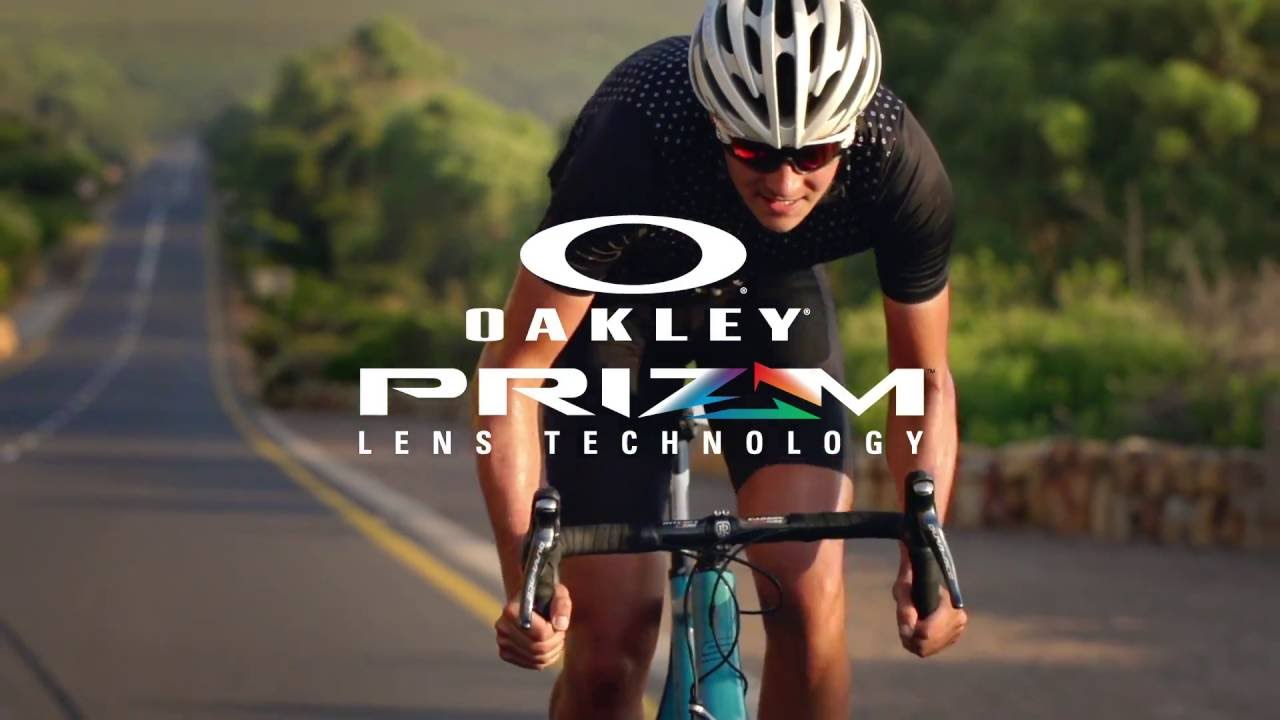 1090a73403e63 Oakley eÓtica - Lentes Prizm Road - YouTube