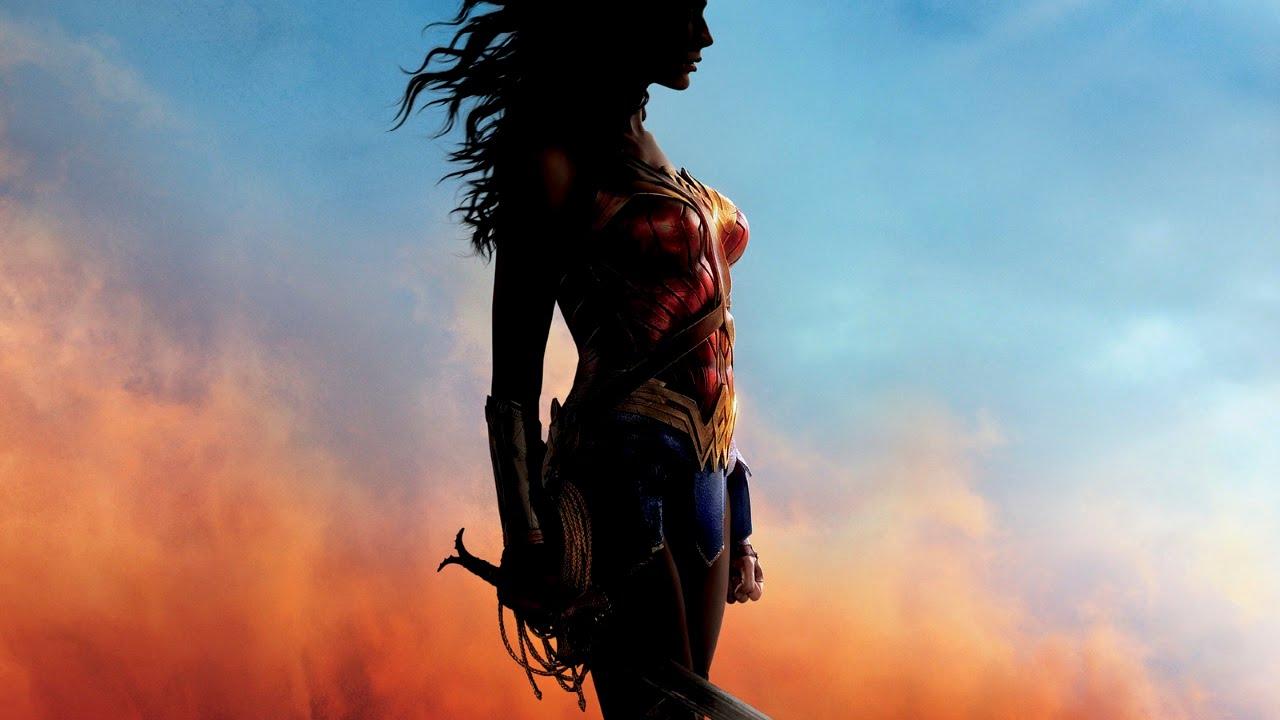 Wonder Woman Hq Movie Wallpapers: Trailer Comic-Con (leg) [HD]