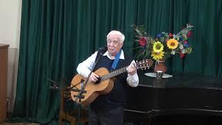 Михаил Кукулевич, концерт ''Полвека с песней'', часть 6