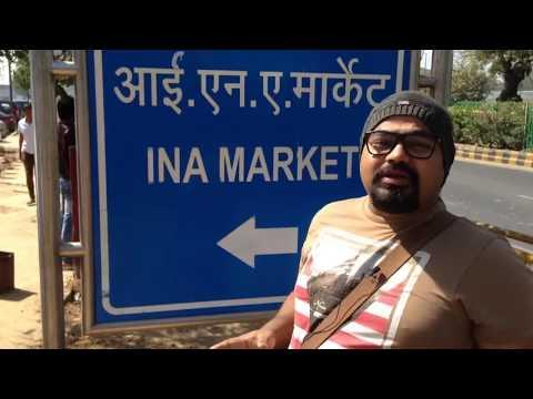 Meat n Fish Market II DELHI II MEATS OF THE WORLD