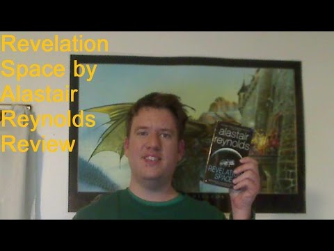 Revelation Space By Alastair Reynolds Review #booktubesff