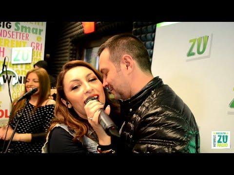 Andra - Oameni (Live la Radio ZU)