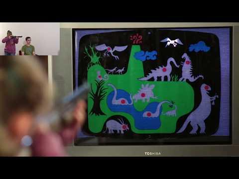 Let's Play: Prehistoric Safari (Magnavox Odyssey 1972)