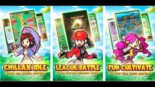 Idle League-AFK Pixel Alliance