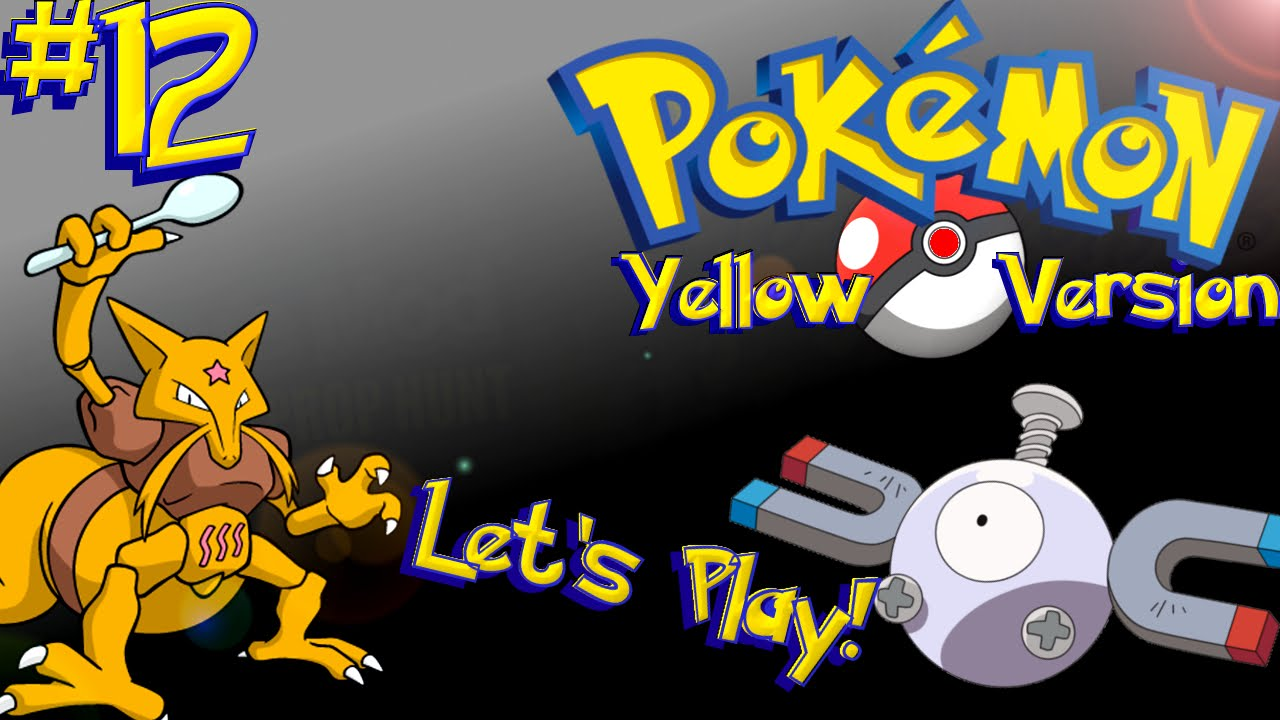 pokemon yellow version where is the hm for flash part 12 youtube. Black Bedroom Furniture Sets. Home Design Ideas