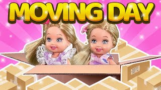 Barbie - Moving Day