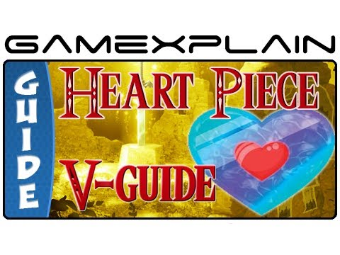 Zelda a link between worlds all heart piece locations guide zelda a link between worlds all heart piece locations guide walkthrough youtube gumiabroncs Images