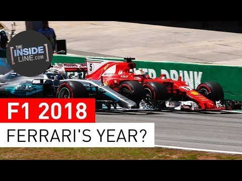 F1 NEWS 2018 - SCUDERIA FERRARI: DELIVERING ON EXPECTATIONS [THE INSIDE LINE TV SHOW]