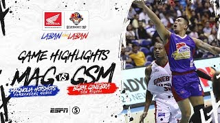 Highlights: Magnolia vs Ginebra | PBA Governors' Cup 2019