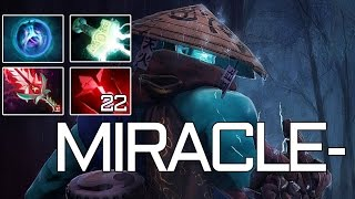 miracle unstoppable storm spirit dota 2