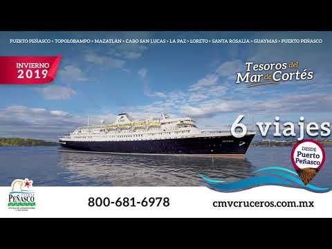 Tesoros del Mar de Cortés