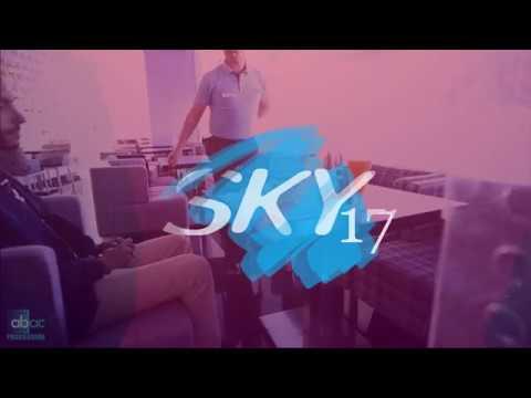 ABAC Producción - video publicitaire du café Sky17 - Tanger
