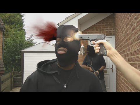 Time To Kill - Short Action Film