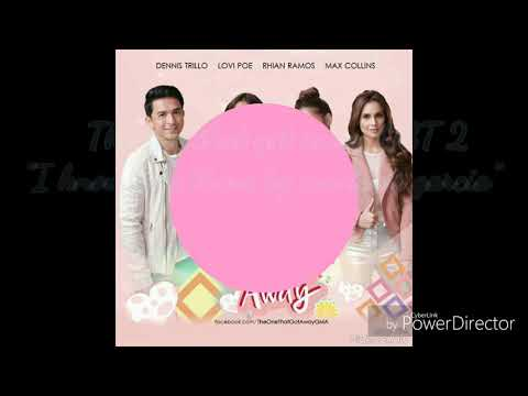 GMA THE ONE THAT GOT AWAY OST2