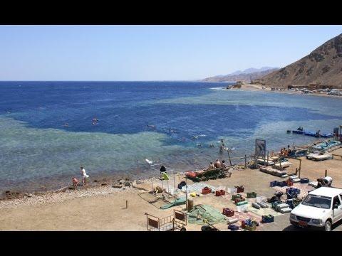 Blue Hole - Dahab - Synaj - Egipt - Egypt - Coral Reef