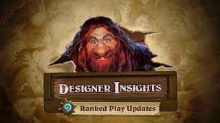 Designer Insights: Upcoming Ranked Play Updates thumbnail