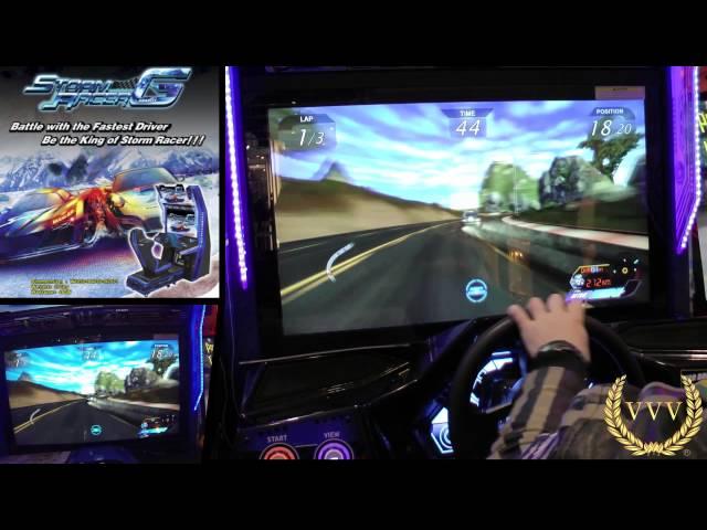 Storm Racer G Arcade