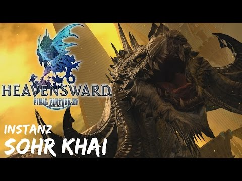 Final Fantasy 14: Heavensward | Sohr Khai | Level 60 | Barde | [HD+]