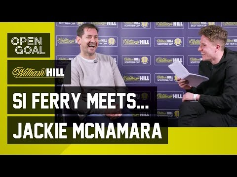Si Ferry Meets... Jackie McNamara - Celtic Career, Wolves, Aberdeen, Management & Sitcoms!