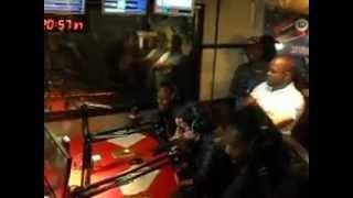 X Maleya (Afrikaeton) En Live Sur Skyrock Dans Planète Rap