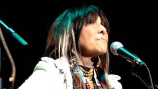 "Buffy Sainte Marie  ""Piney Wood Hills"" 2009"
