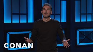 Mark Normand Wishes He Could Get Offended  - CONAN on TBS