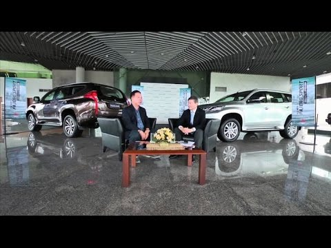Exclusive Interview  Mr. Morikazu Chokki, President and CEO of Mitsubishi Motors Thailand