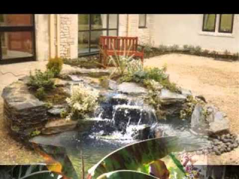 Diy decorating ideas for small garden water features youtube for Water feature ideas for small gardens