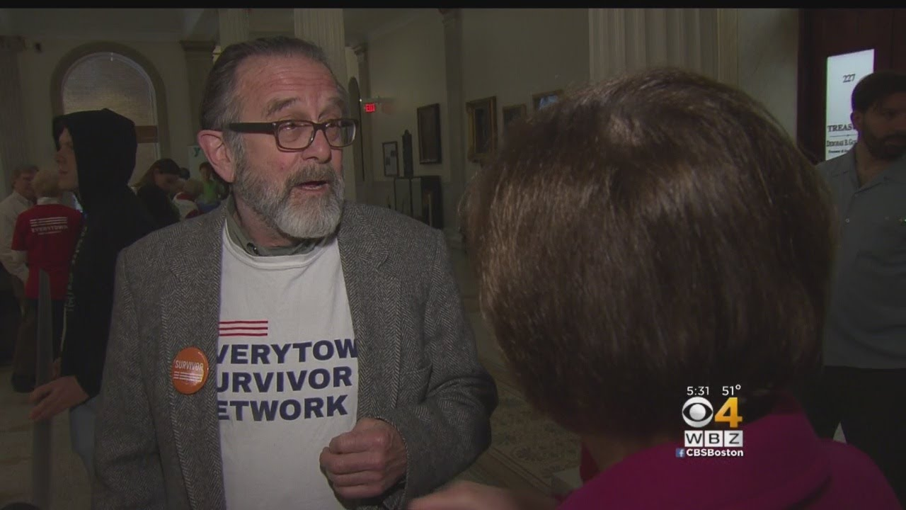 Advocates Call For Stricter Gun Laws on Beacon Hill